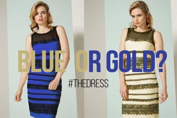 #TheDress How fashion brand Roman Originals created owned social media content
