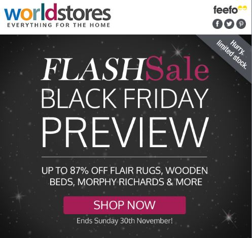 Black Friday UK online analysed