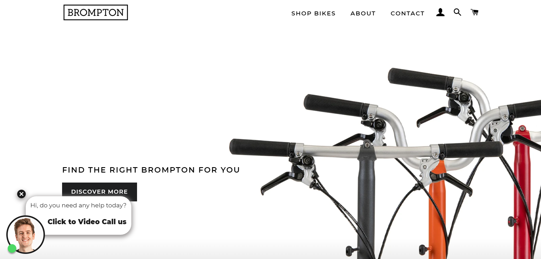 Brompton Bicycles recreating offline shopping experiences online blog