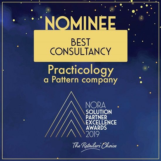 Practicology nominated for Best Consultancy in the NORA awards