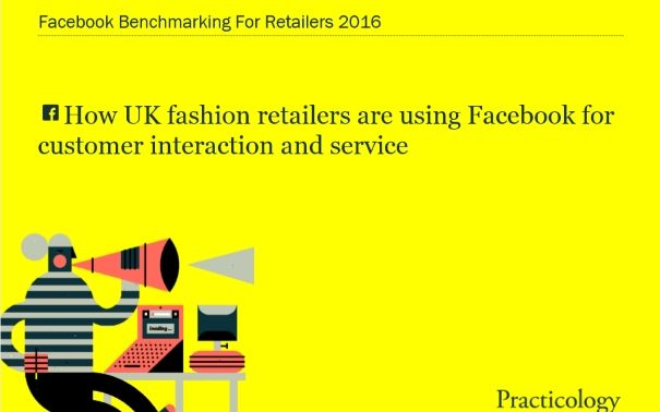 Facebook Benchmarking For Retailers 2016