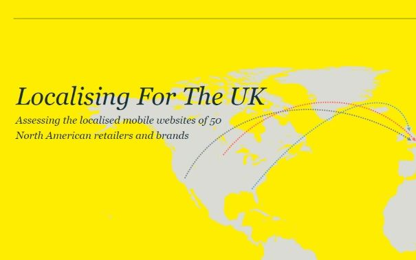 Localising For The UK