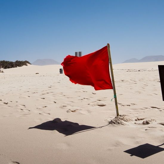 digital due diligence red flags