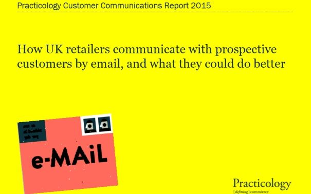 Customer Communications Report 2015