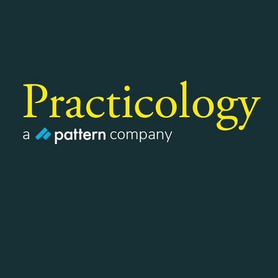 Practicology rebrands to emphasise ownership by Pattern Inc