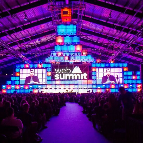 Web Summit 2015 - Ecommerce apps