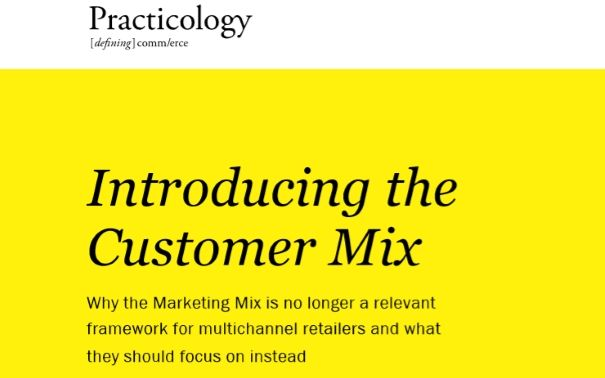 Introducing the Customer Mix